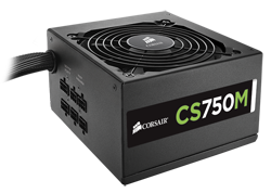 CSM750 Corsair Power Supply CS Series