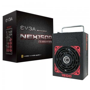 SuperNOVA NEX1500 Classified 1500 Watt Power Supply