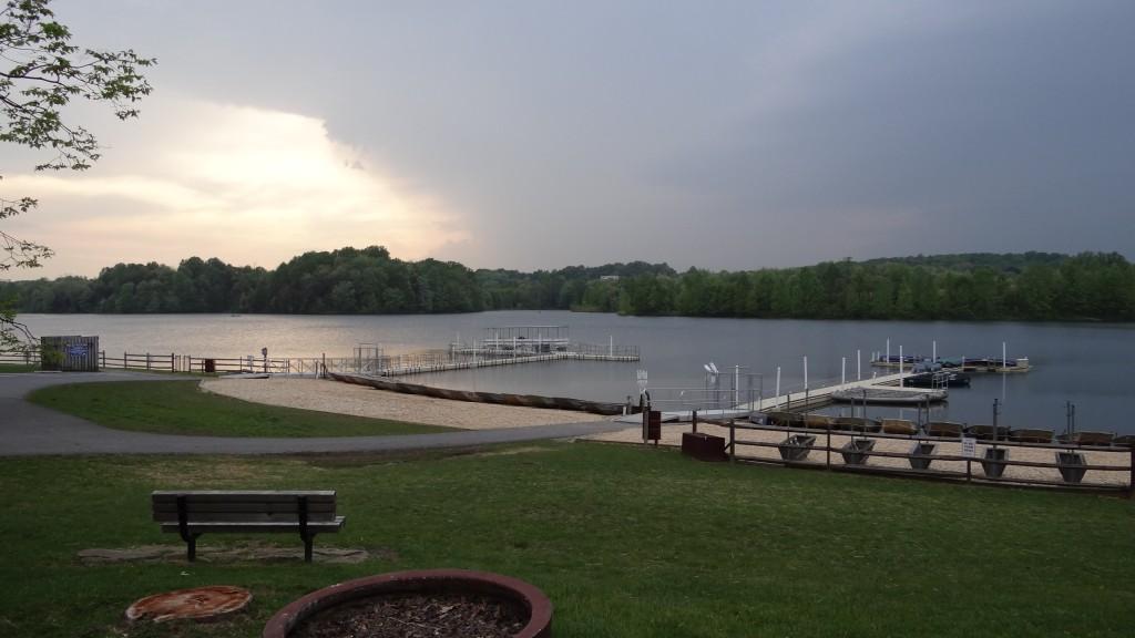 Blackhills Lake, MD