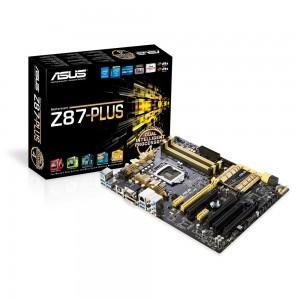 ASUS Z87-Plus