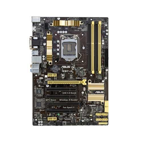 ASUS Z-87C Socket LGA 1150 ATX Intel Motherboard
