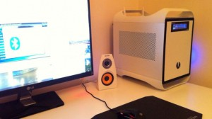 A nice setup with Prodigy by lifehacker