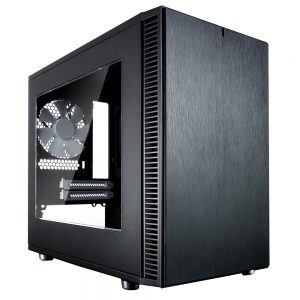 Fractal Design S review - front - Custompcguide.net