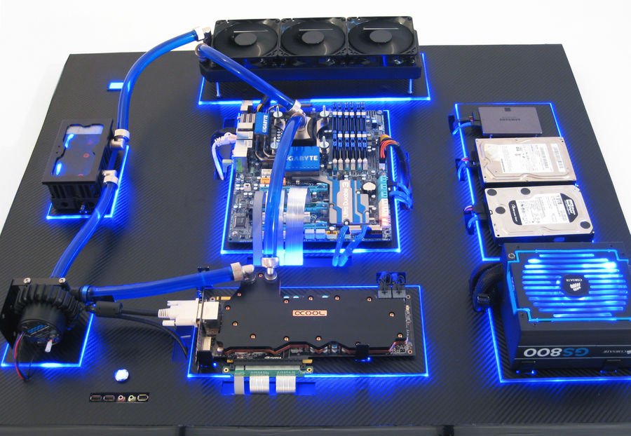 Why liquid cooling is good for gamers (gaming liquid cooling system).