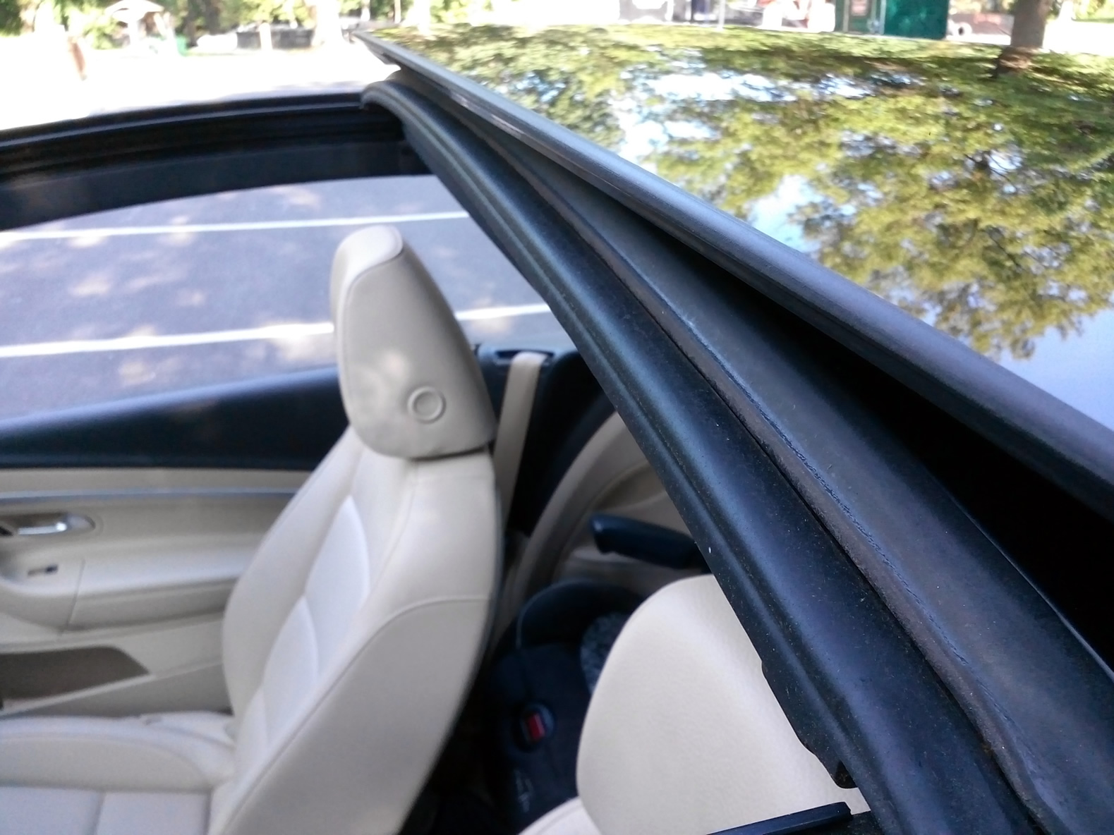 How To Lubricate Volkswagen Eos Roof To Prevent And Fix