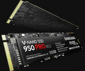 The Differences between Samsung NVMe 950 Pro vs. 850 Series