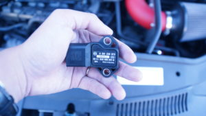 DIY Cleaning MAP sensor on your Volkswagen Eos to Fix Bad