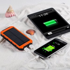 Solar Charger Battery Pack