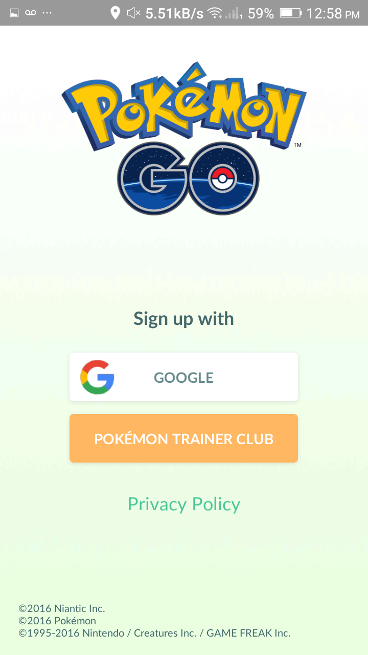 How to Logout and Switch to another Google Account for Pokemon Go