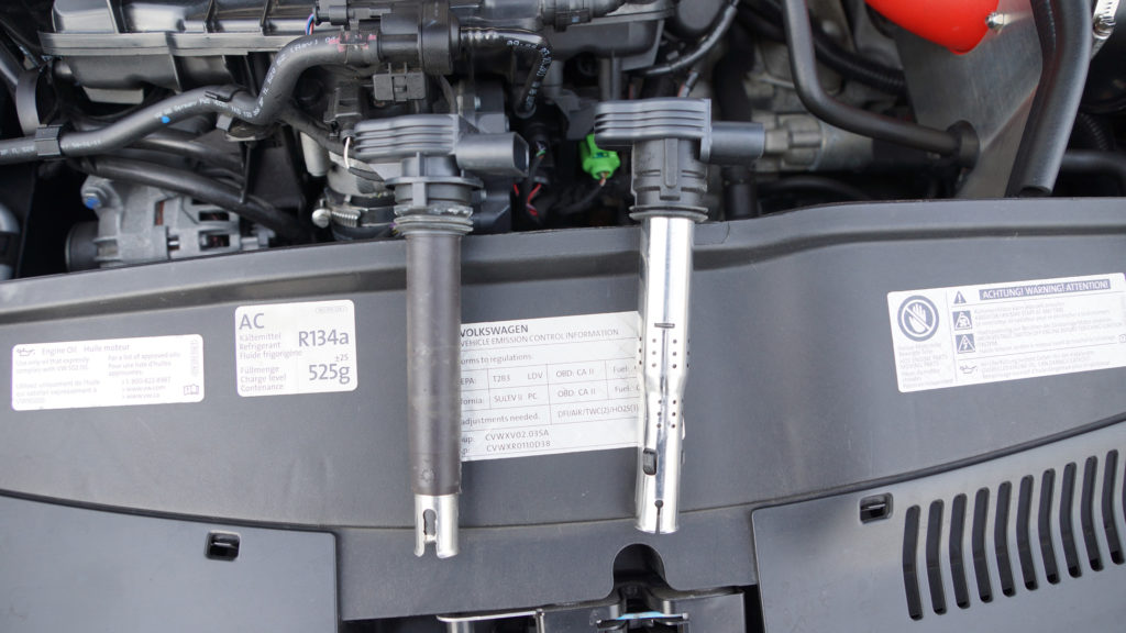 5 Minutes to Change Your TSI 2 0 Coilpacks and Improve Engine