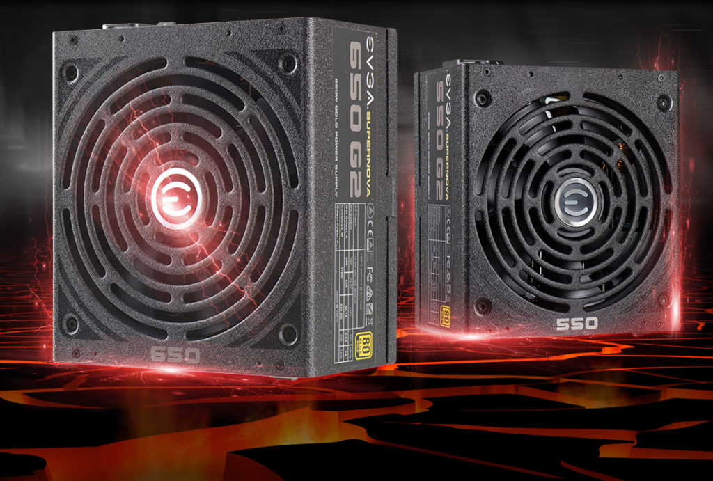 EVGA Power Supply Units Comparison : The differences between