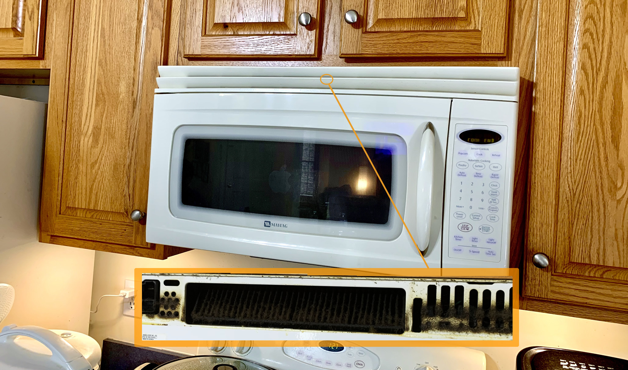 Microwave With Exhaust Fan Might Have